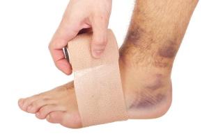 Гепариновую мазь наносят только на чистую кожу, без открытых ран