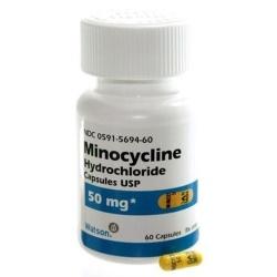 Миноциклин - один из лучших заменителей тетрациклина