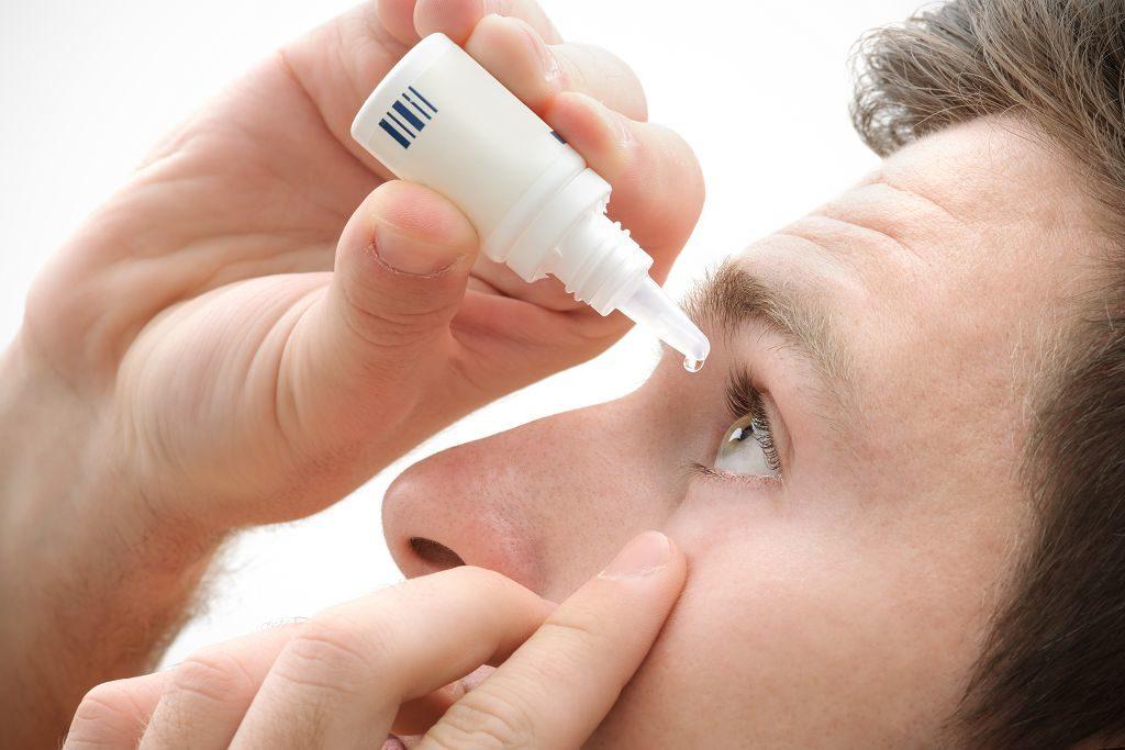 Глазные капли помогают улучшить регенерацию