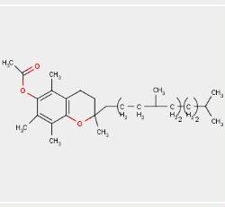 ацетат альфа-токоферола - один из компонентов виферона