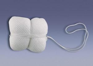 Мазь применяется для лечебных тампонов