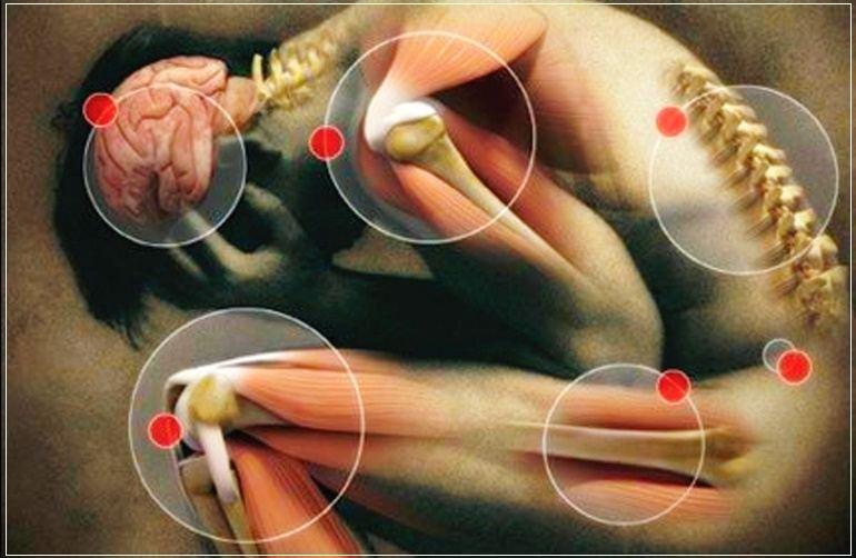 Мазь способна устранить суставные боли