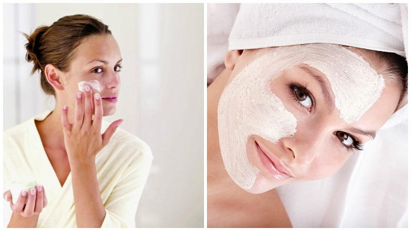 Мазь можно использовать в виде масок