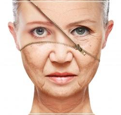 Использование мази солкосерил при увядающей коже