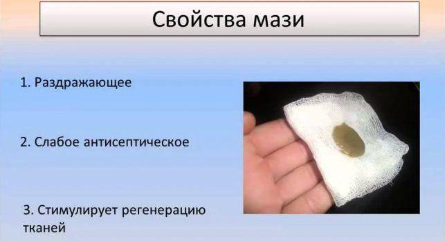 Особенности линимента бальзамического по Вишневскому