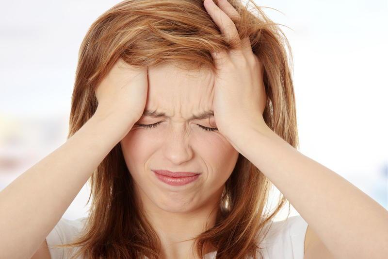 Побочный эффект - головная боль