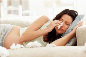 Препарат применяют при первых симптомах простуды