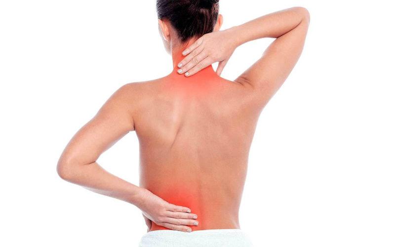 Показание к применению - болезни позвоночника и суставов