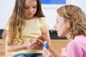 Мазь используют для лечения детей старше двух лет