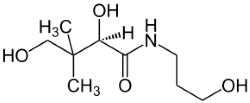 Главное действующее вещество Бепантена - Декспантенол