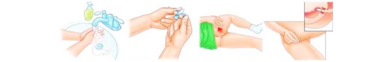 Способ применения и дозы гепатромбина Г