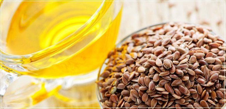 Льняное масло широко распространено в медицине, косметологии и кулинарии