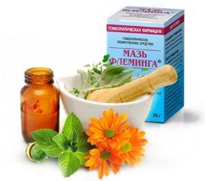 при создании препарата применяются только природные ингредиенты