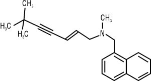 Тербинафин - главное действующее вещество Ламизила