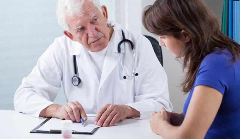 Перед началом лечения необходимо записаться на консультацию к врачу