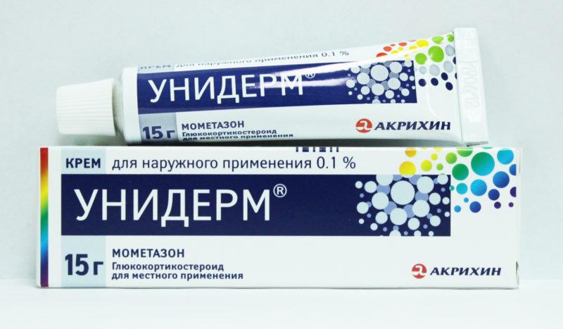 Унидерм - аналог лекарственного средства
