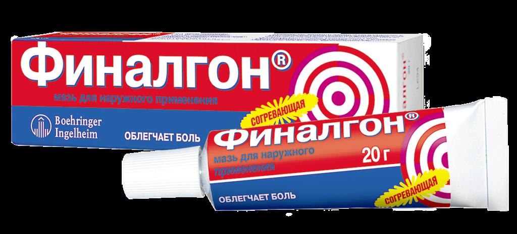 Финалгон - аналог лекарственного средства