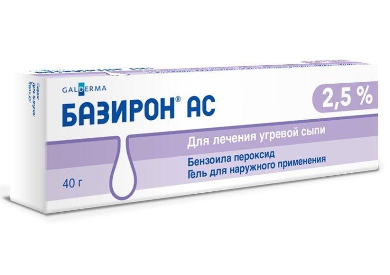 Базирон - препарат с аналогичным действием