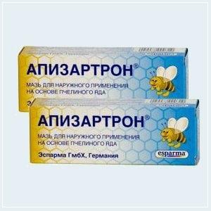 Апизатрон - действенный заменитель крема Бенгей