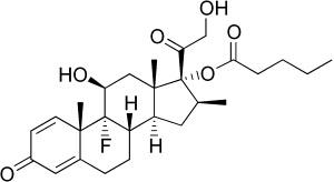 Главный действующий компонент мази - дипропионат бетаметазона