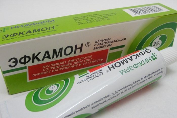 Эфкамон - препарат с аналогичным действием