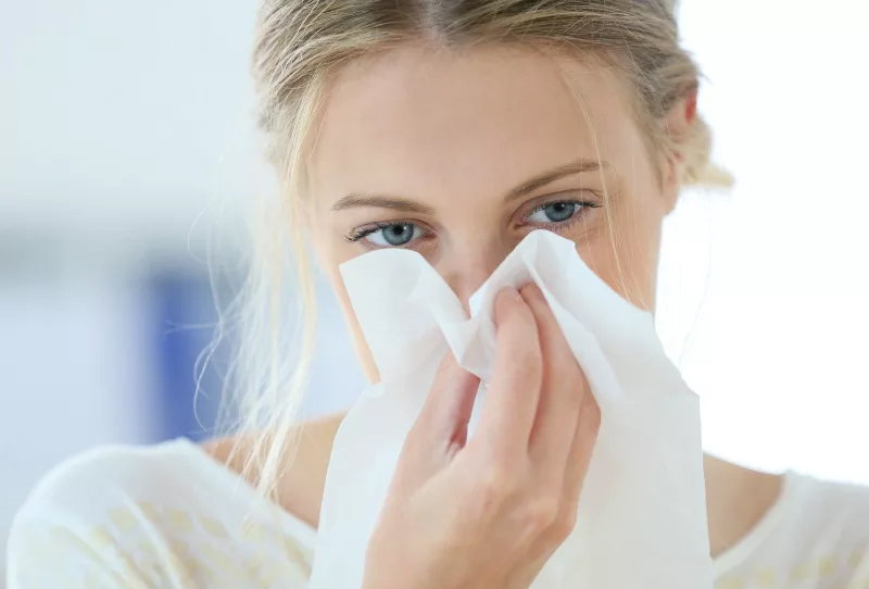 Лекарство применяют в терапии насморка