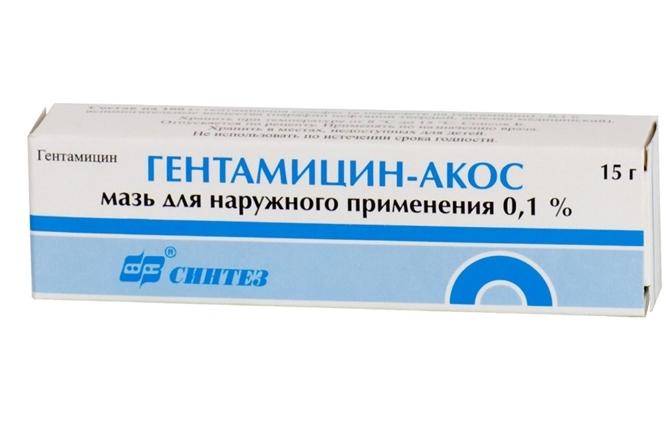 Гентамицин-Акос - препарат с аналогичным действием