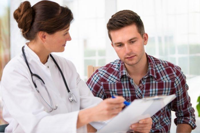 Перед использованием необходимо записаться на консультацию к врачу