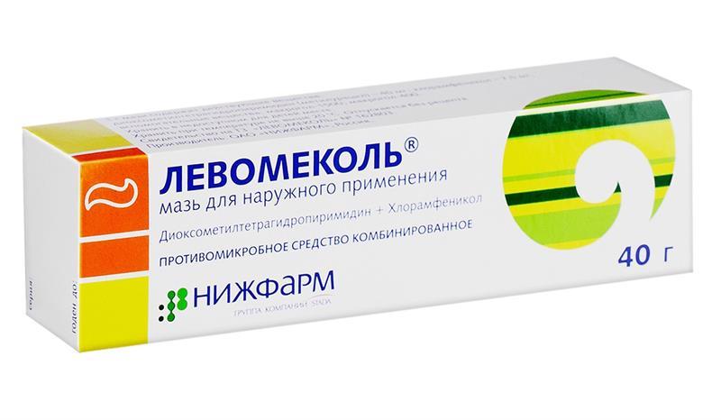 Левомеколь - аналог лекарственного средства