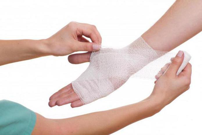 Лекарство наносят на пораженный участок кожи