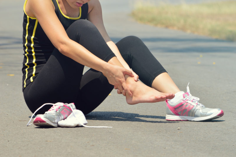 Препарат применяют в терапии травм суставов