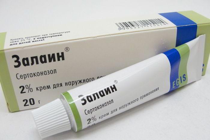 Залаин крем: инструкция по применению
