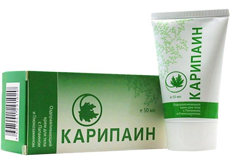 Карипаин - препарат с аналогичным действием