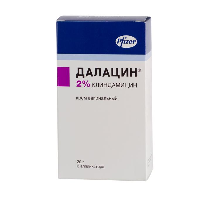 Далацин - препарат с аналогичным действием