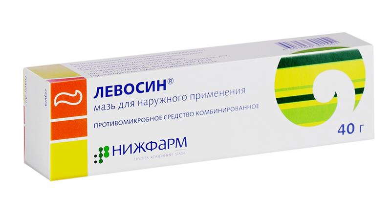 Левосин - аналог лекарственного средства