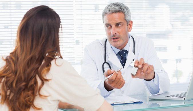 Лекарство применяют по назначению врача