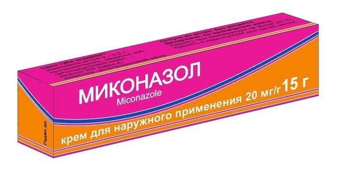 миконазол инструкция по применению