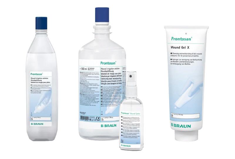 Препарат Пронтосан выпускается в нескольких формах