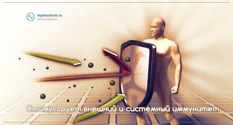 Циклоферон повышает иммунитет