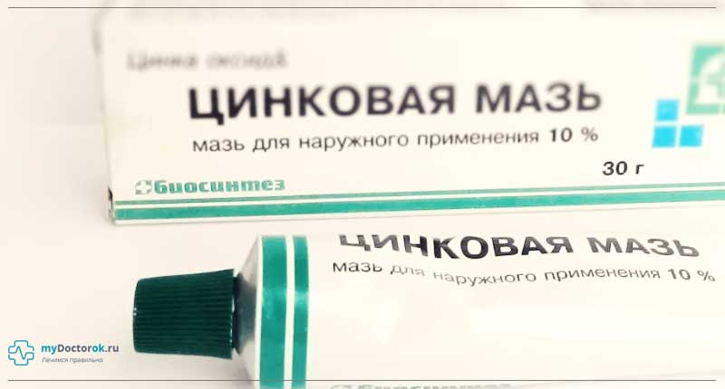 Один из образцов препарата