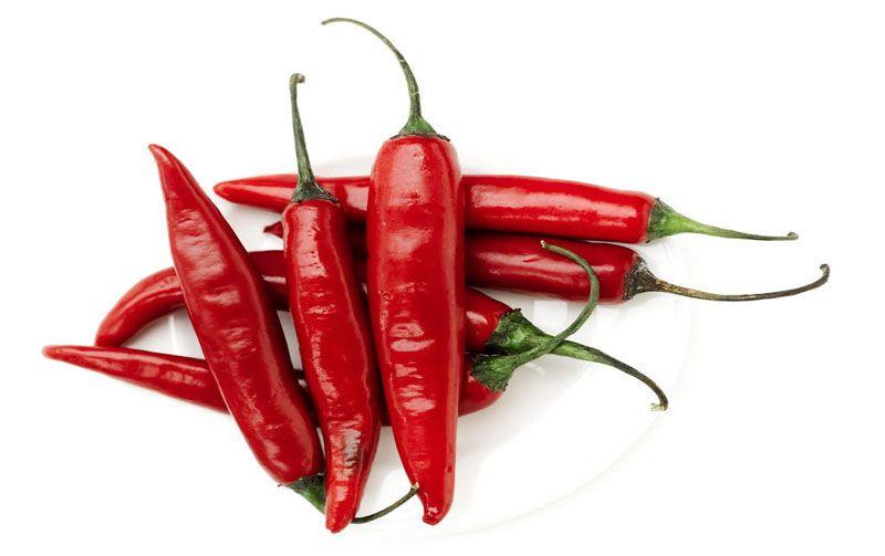 Экстракт жгучего перца является основным действующим веществом средства