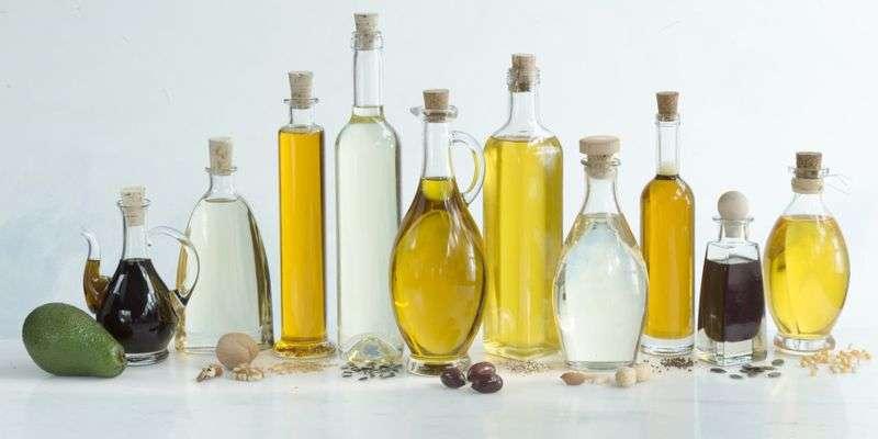 Натуральные масла обладают смягчающим действием