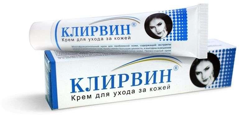 Клирвин - препарат на основе натуральных составляющих
