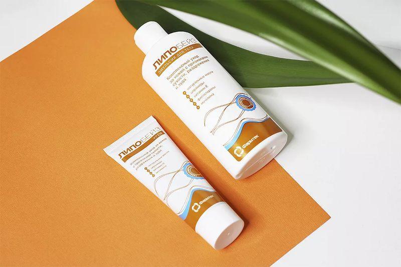 Липобейз - средство для смягчения и увлажнения сухой кожи