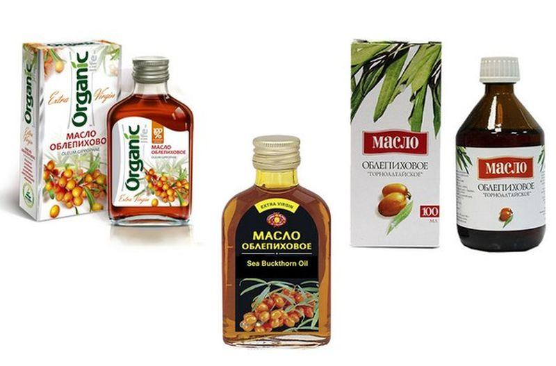 Облепиховое масло обладает схожими терапевтическими свойствами