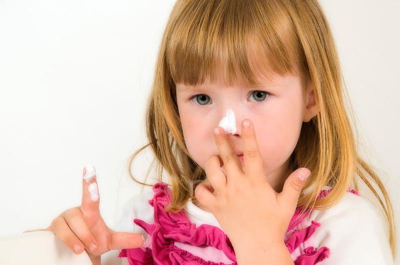 Применение препарата разрешено для лечения детей старше одного года