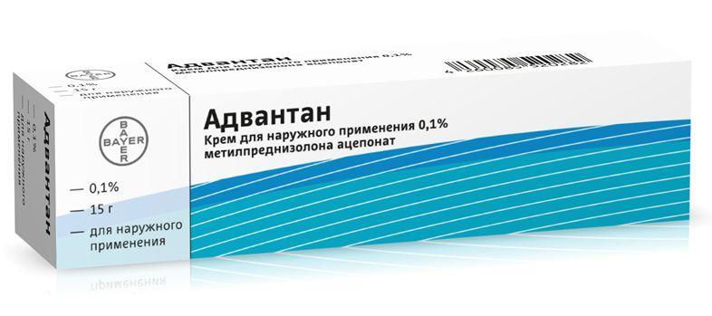 Адвантан - препарат с таким же основным действующим веществом