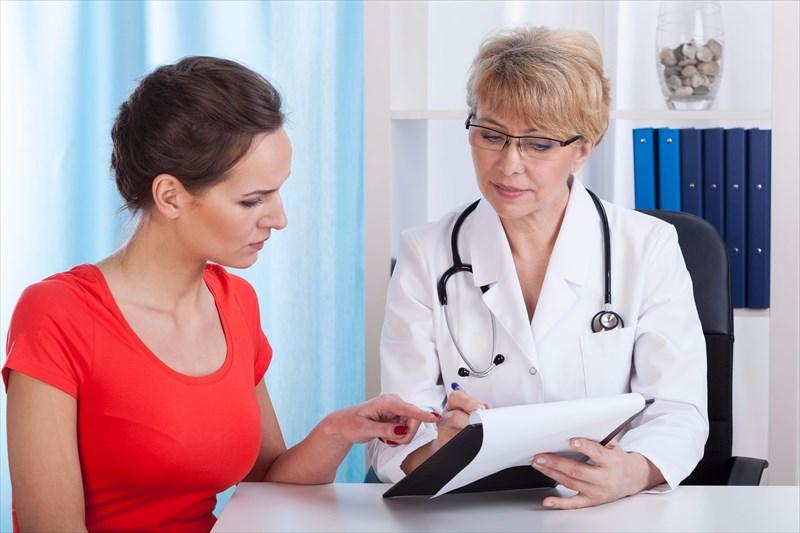 При непереносимости мази следует обратиться к врачу