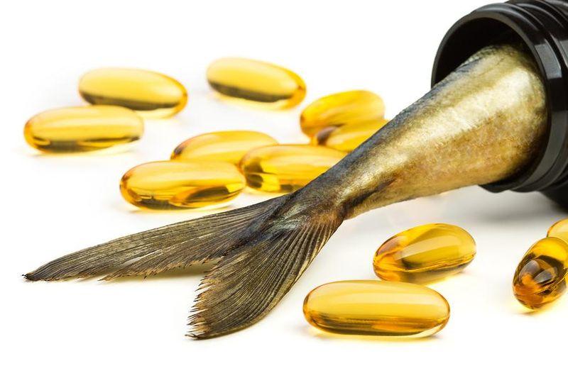 Рыбий жир обладает противовоспалительным эффектом