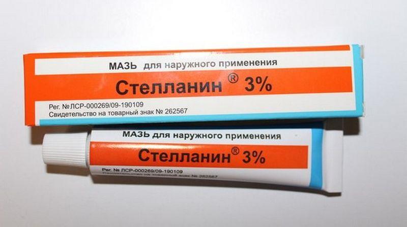 Стелланин устраняет воспаление